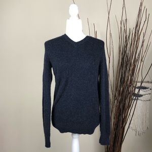 VINCE   100% Cashmere Navy Sweater   Small